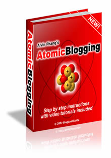Atomic Blogging